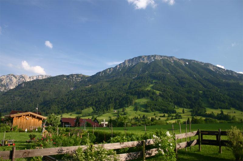 Breitenberg Mountain is the Pfronten home mountain