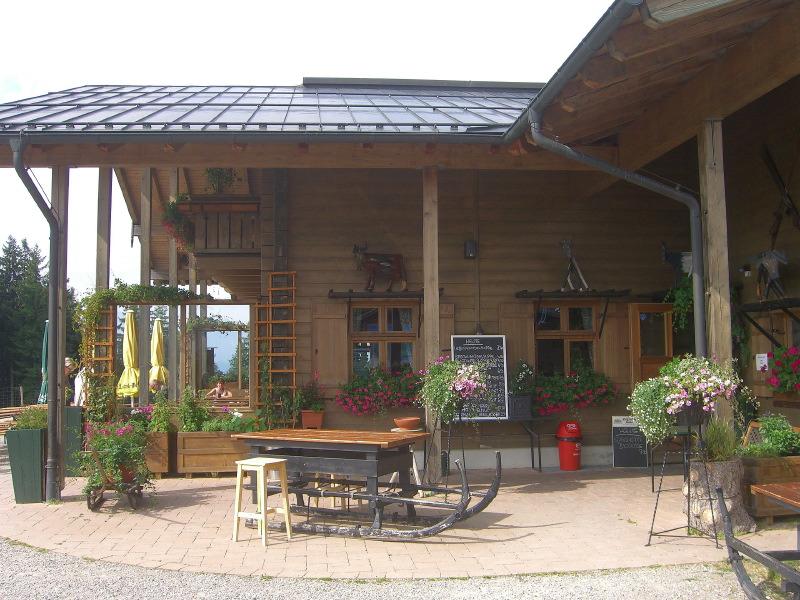 Buchenberg-Alpe in Buching im Allgäu
