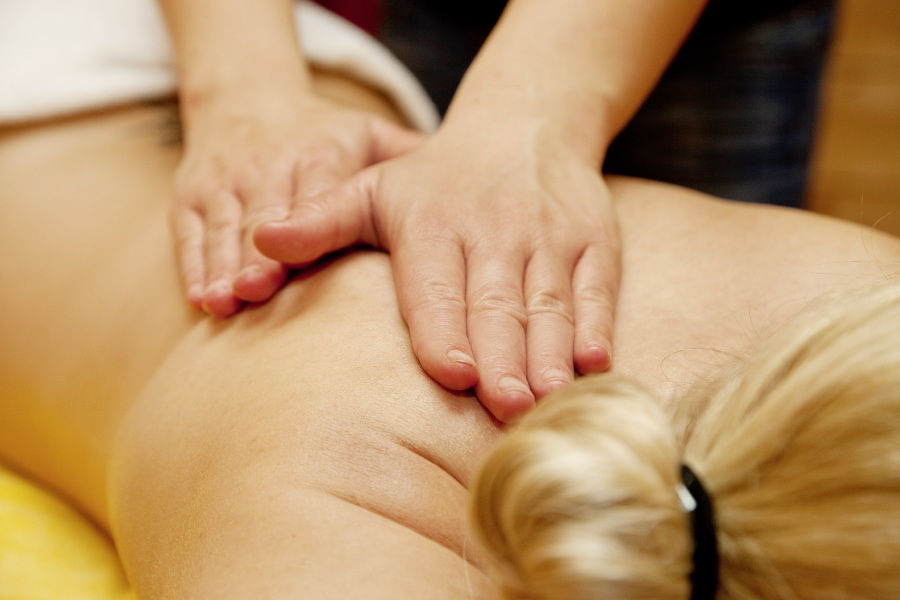 Massage im Appartementhotel Seespitz