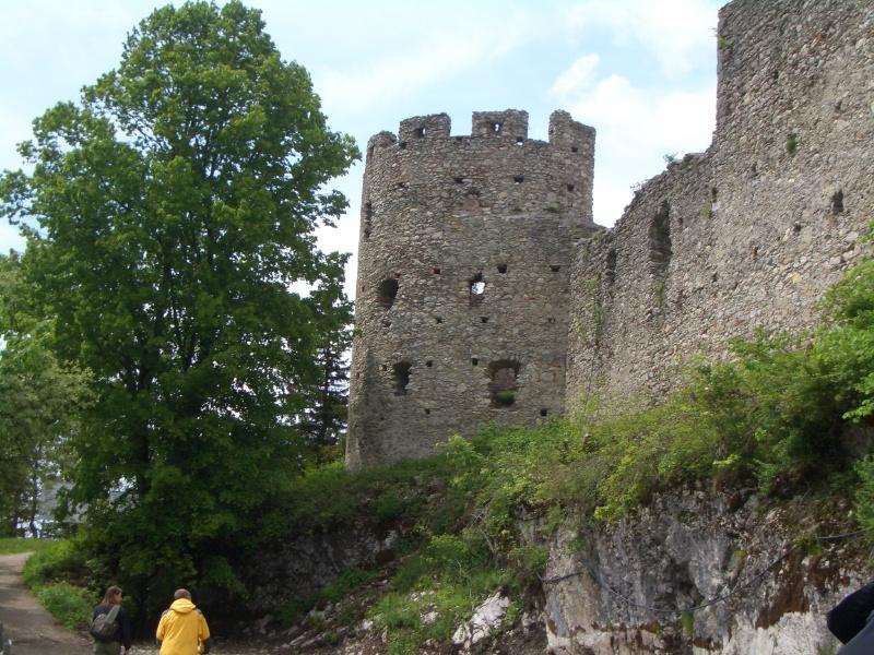 Ruine Eisenberg nearby Fussen