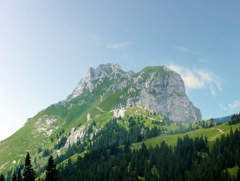 Aggenstein – Bergwandern im Allgäu