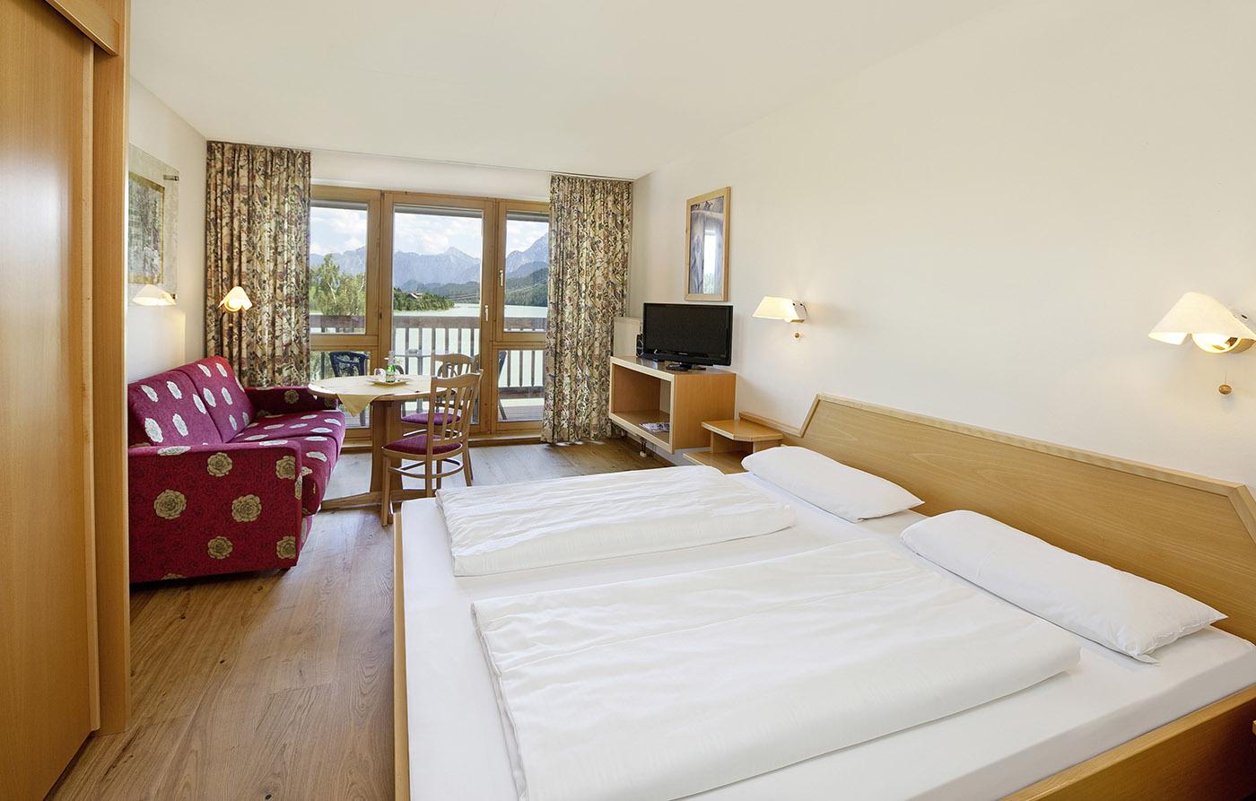 1-Zimmer-Appartement zur Seeseite