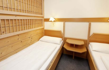 3-Zimmer-Appartement, Kinderschlafzimmer