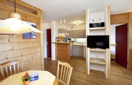 3-Zimmer-Appartement Seespitz Ferienwohnungen in Traumlage