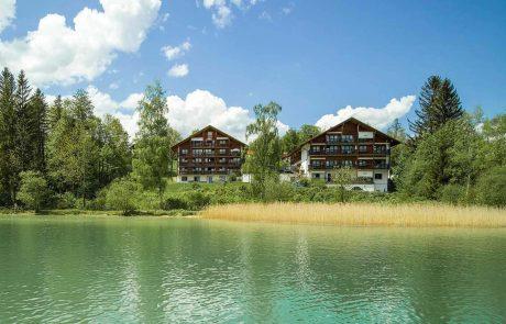 Sommertag am Seespitz – Ferienwohnungen in Traumlage