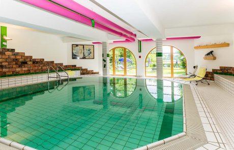 Hallenbad im Appartementhotel Seespitz Füssen-Ferienwohnungen in Traumlage