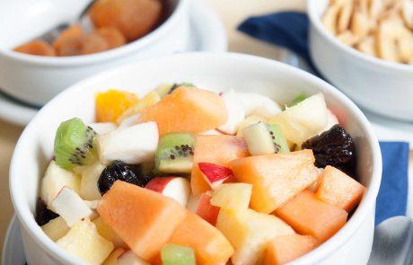 Frühstücken im Seespitz – gesund in den Tag