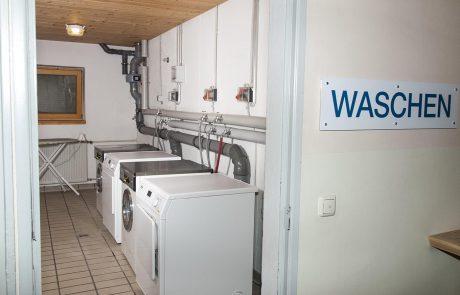 Gratis Waschen im Seespitz