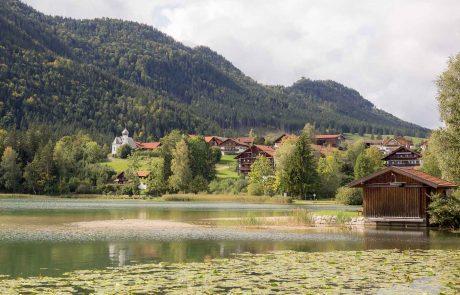 Appartementhotel Seespitz bei Füssen