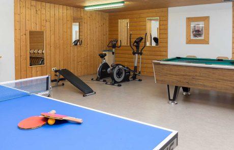 Fitnessgeräte im Seespitz