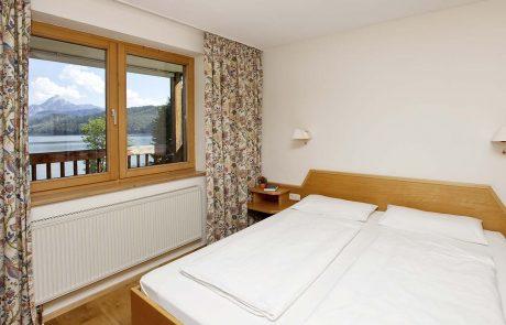 Schlafzimmer 3-Zimmer-Appartement