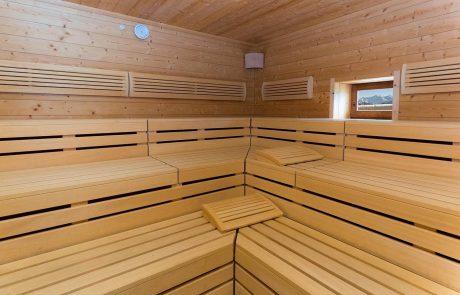 Sauna im Appartementhotel Seespitz Füssen-Ferienwohnungen in Traumlage