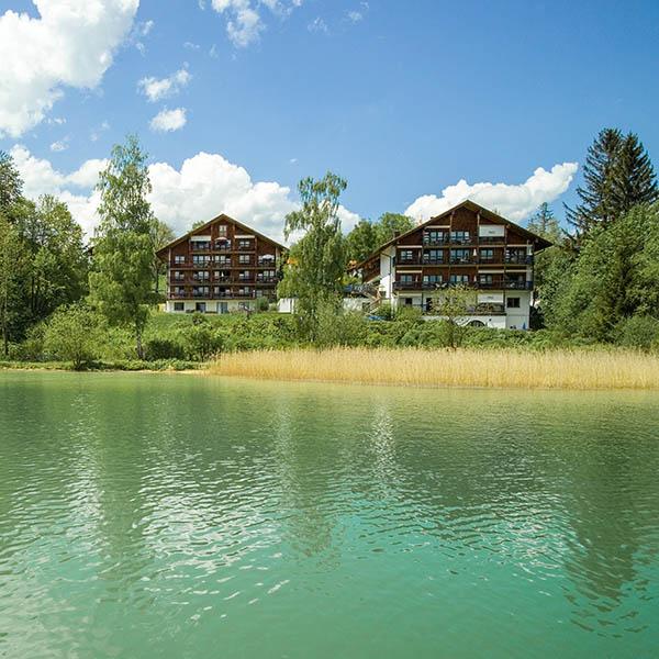 Appartementhotel Seespitz am Weissensee